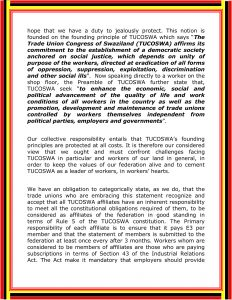 VARIOUS TUCOSWA AFFILIATES STATEMENT 29-11-2020 12-2