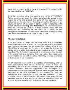 VARIOUS TUCOSWA AFFILIATES STATEMENT 29-11-2020 12-3