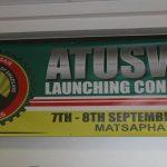 Atuswa launching Day 1